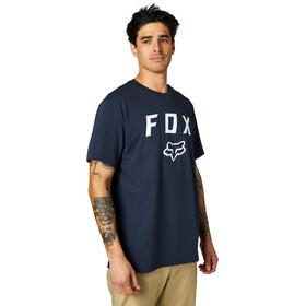 Fox Legacy Moth T-Shirt À Manches Courtes Homme, bleu
